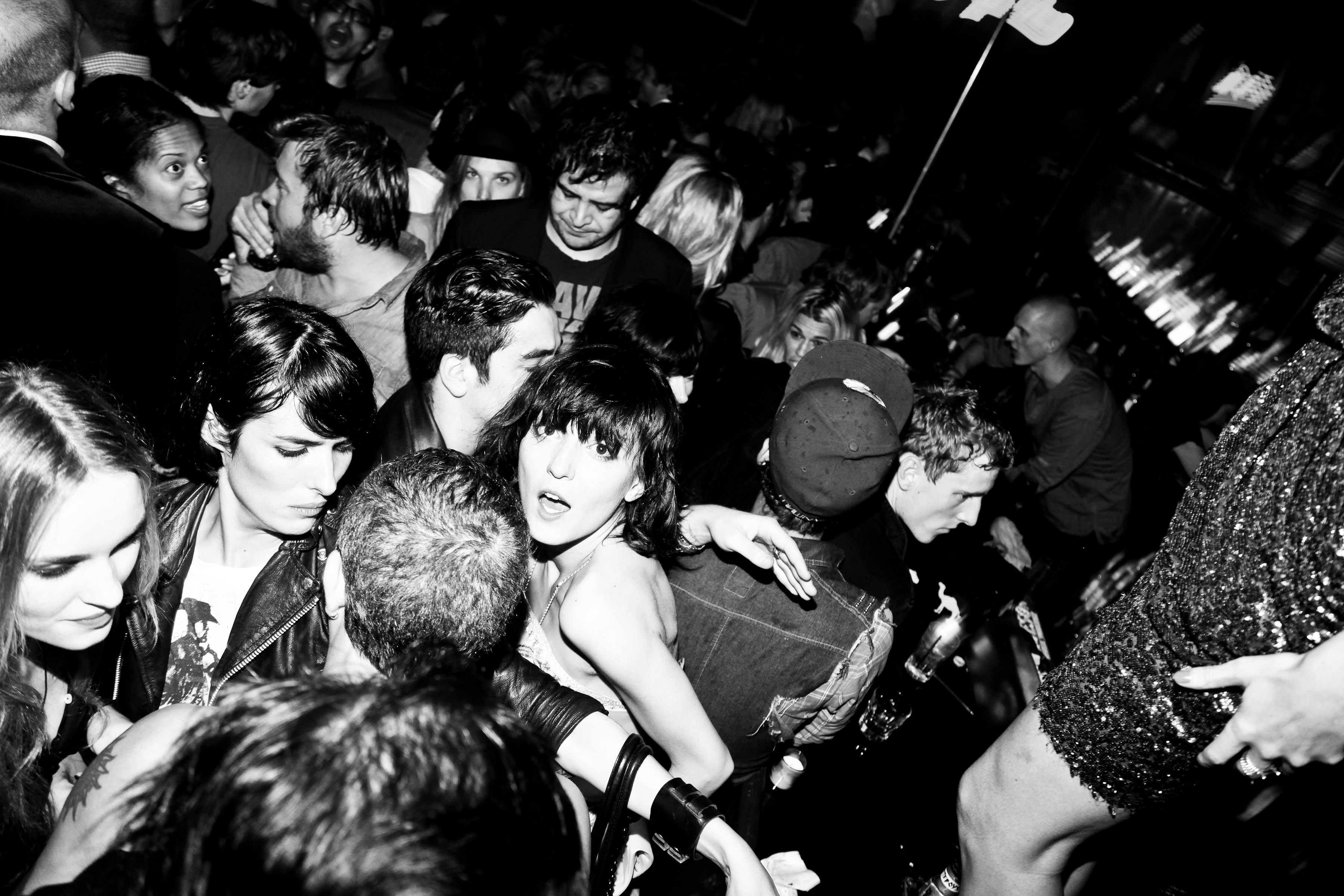 New York Party Scene Y2DC