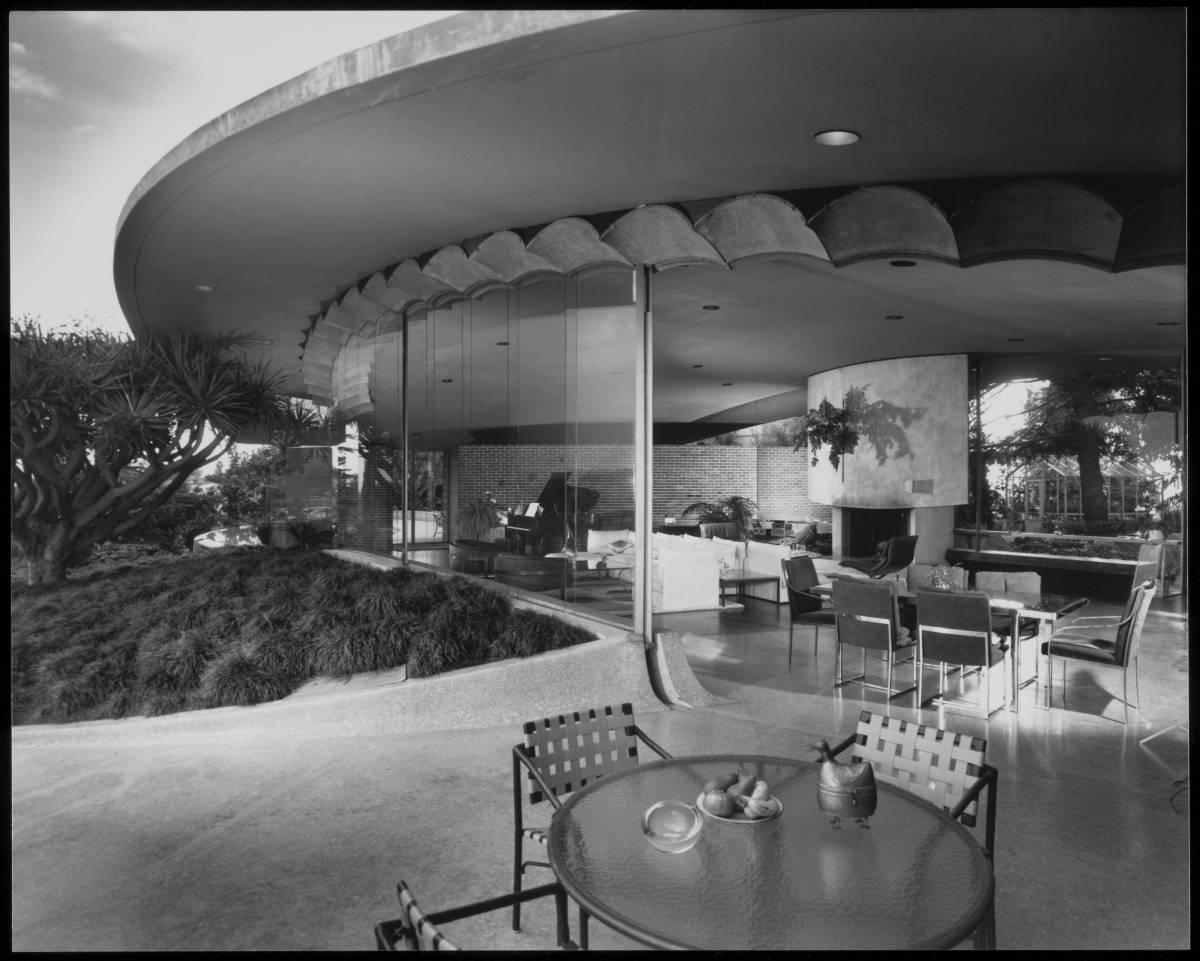 Landmark houses john lautner s chemosphere y2dc for Design consultancy los angeles