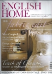 The English Home front cover Oct 2013