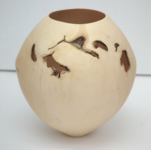 Sarah Myerscough Fine Art _Anthony Bryant Holly Vessel 7 20 x 20 cm